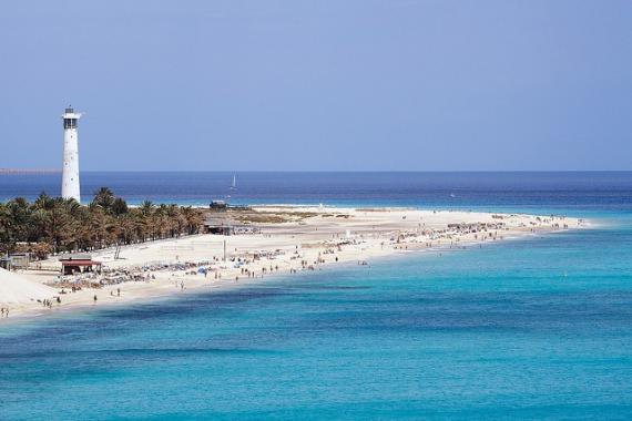 Sand between your toes - Fuerteventura beaches